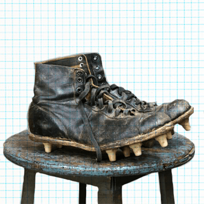1d512e150 Keigan Hill a Secondary 1 student from James Hamilton Academy in Scotland  invented the 'Switchy Soul', a pair of football boots with interchangeable  soles ...